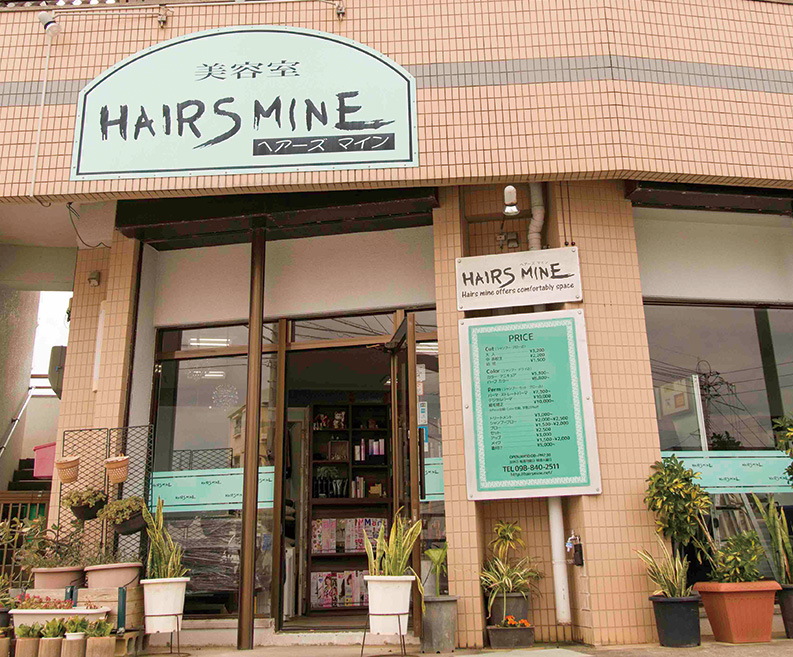HAIRS MINE